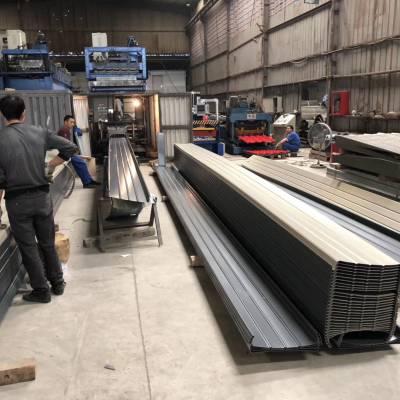 江苏镇江铝镁锰穿孔板钢结构屋面价格