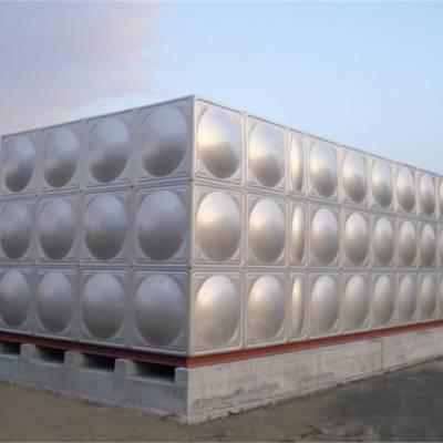 不锈钢方形水箱价格新闻 北海不锈钢方形水箱厂家