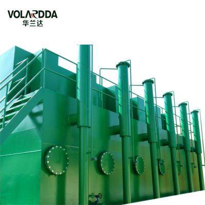 南宁隆安县锅炉用水前置预处理净化装置 华兰达一体化净水设备运行维护费用低