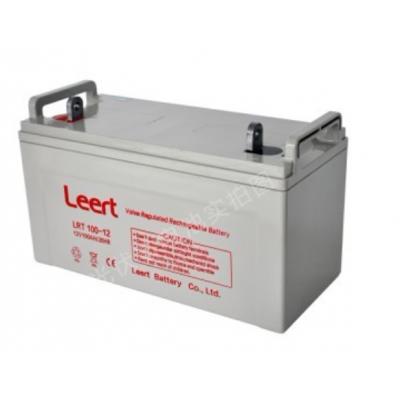 UPS蓄电池Leert蓄电池LRT12-12不间断电源12V12AH尺寸型号