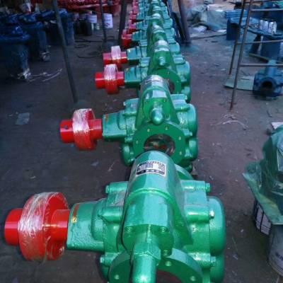 质量放心工业油泵生产商 泊头华潮KCB-2500齿轮泵行