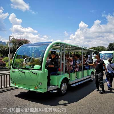 深圳电动观光车、锂电电动游览车、四轮警用巡逻车价格