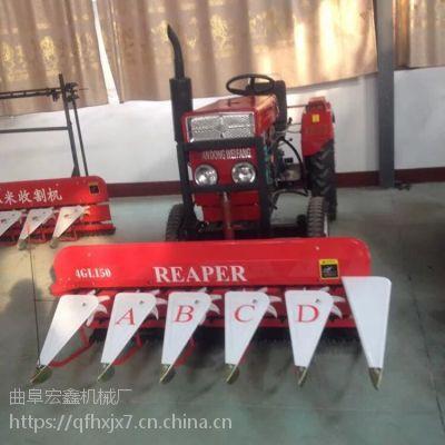 拖拉机带的艾草放倒机 牧草苜蓿平铺割晒机 微型稻麦联合割晒机厂家