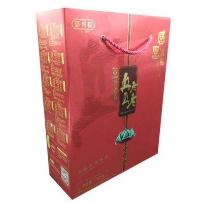 团购价88元真真老老真意粽子礼盒1.4kg十枚粽子武汉2019