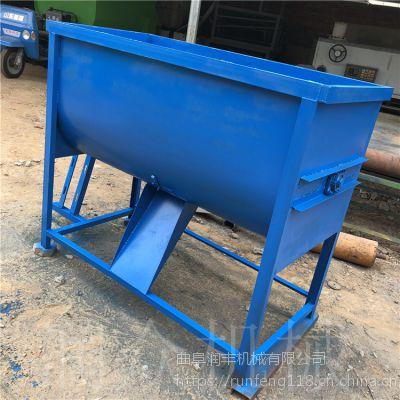 TMR粉碎搅拌机设备 畜牧业饲料拌料机 搅拌均匀混料机结构