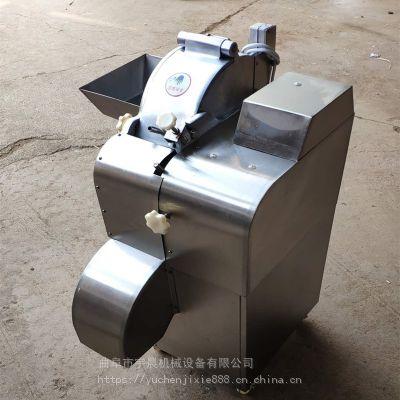 茯苓切块切丁机 葛根切片切块机 1000型树枝切段机批发宇晨机械
