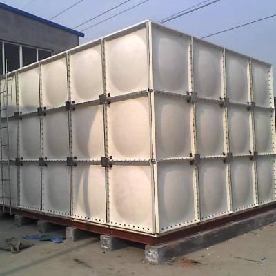 克拉玛依5吨玻璃钢水箱多少钱 新闻玻璃钢树脂水箱尺寸可定制