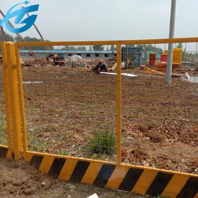 施工用工地围栏/工地防护围栏