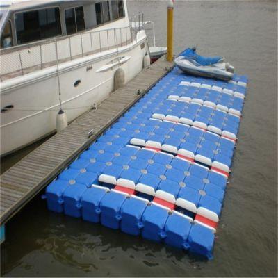 南宁水上浮筒码头游艇浮箱游艇码头PE浮箱