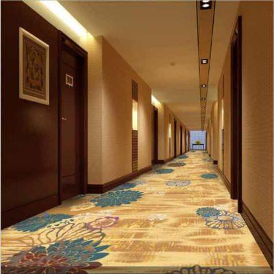 渭南市办公宾馆酒店地毯批发 现货充足满铺工程地毯酒店采购