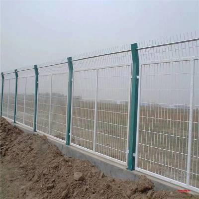 公路护栏网 铁丝围栏网 防护围栏网厂家