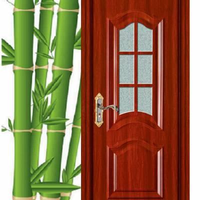 陕西竹木门哪家好_大量出售宁夏优良的竹木纤维套装门