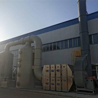 滁州喷漆房废气处理设备 油漆废气治理方案设计 废气处理环保设备整体设计制作