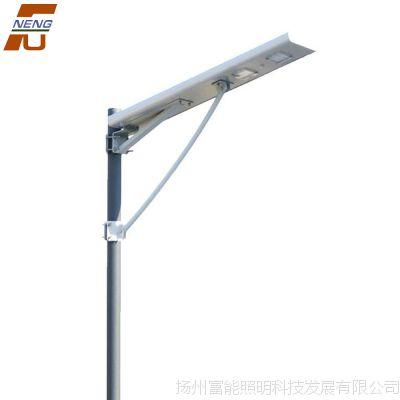 宝鸡太阳能路灯道路照明更换12V胶体蓄电池锂电一体路灯30W