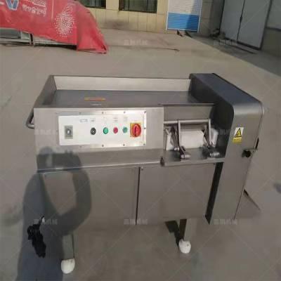 商用肥肉800型冻肉切丁机报价
