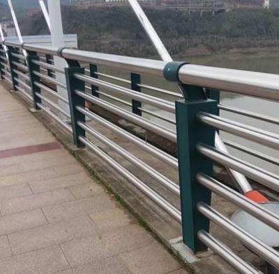 201不锈钢复合管桥梁钢护栏批发-山东神龙桥梁护栏厂