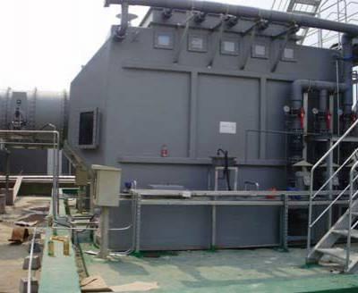直立逆流式酸雾塔-喷淋塔-东博防腐设备供应