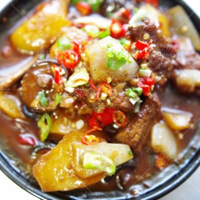 黄焖鸡米饭做法培训 西安黄焖鸡米饭烤肉饭加盟
