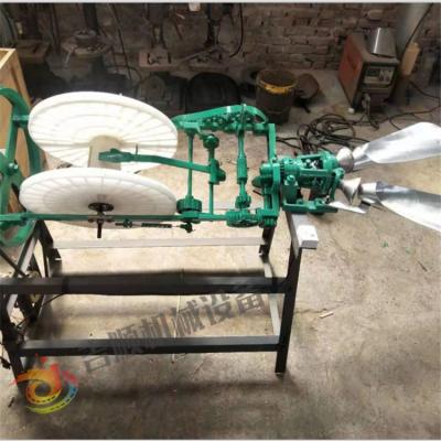 电动草绳机 小型草绳机 新式草绳机生产视频 塑料捆草绳机