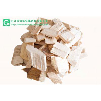供应木片填料/有机废气处理填料/生物除臭滤料 50-80mm 空气过滤