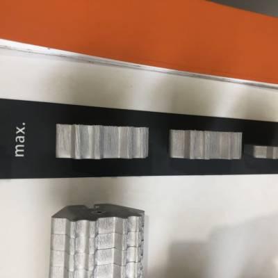 百超上海精密机械 激光金属板材切割 数控 光纤 高反金属铝合金切割