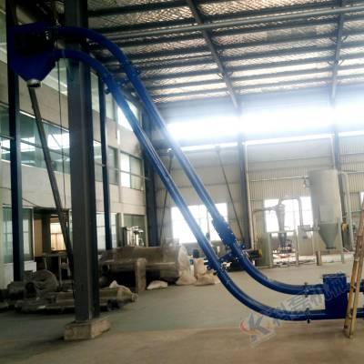 氢氧化钙管式输送机_无尘输送_GL设备链管输送机_无尘输送机_非标定制