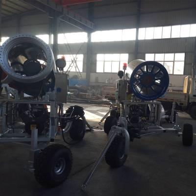 沈阳滑雪场使用炮式造雪机 厂家供应多种款式造雪设备