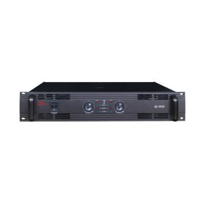 专业功放机双通道大功率专业音频舞台音响演出工程家用KTV两通道功放QI-2030