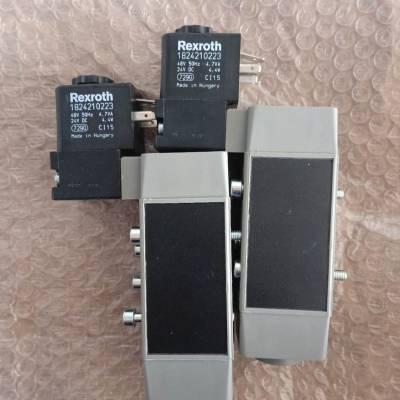 力士乐气动线圈1824210223力士乐电磁阀感应器放大器原装