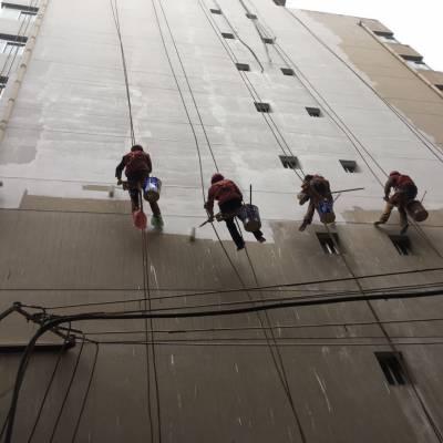 白银墙面翻新_兰州外墙粉刷公司属兰州兴源清洗工程专业