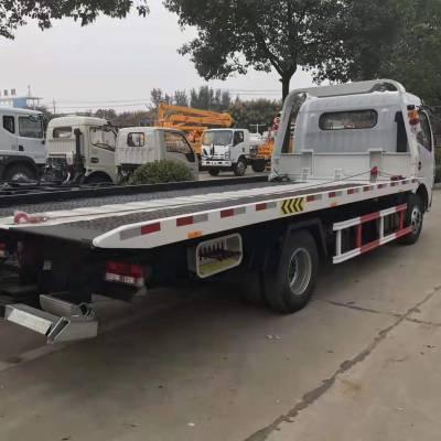 江苏南通东风蓝牌小型清障车厂家直销