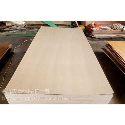 临沂出口CARB P2 家具板 实木贴面家具板 E0级高档家具板