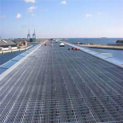 天桥走道平台钢格板 建筑镀锌格栅板型号 钢格板厂家