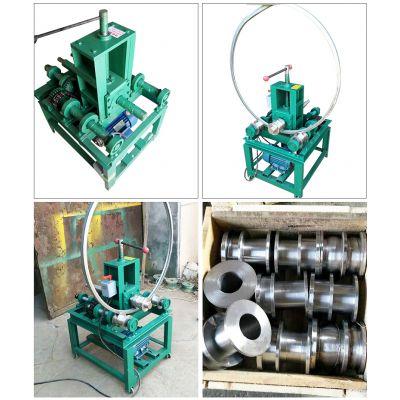 全力打造76型大棚弯管机 圆方管弧度弯管机价格
