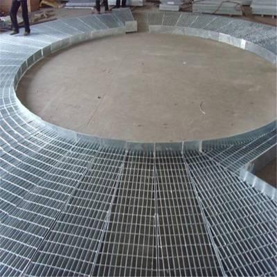 镀锌钢格栅 钢盖板厂家 地下停车场排水沟格栅