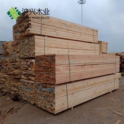 铁杉木方材质-沪兴木业