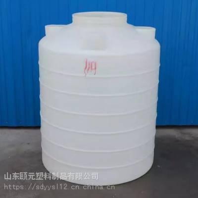 衢州1吨塑料水塔 加厚型1t白色塑料水塔