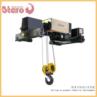 百达力欧钢丝绳电动葫芦 欧式钢丝绳电动葫芦 上海钢丝绳电动葫芦