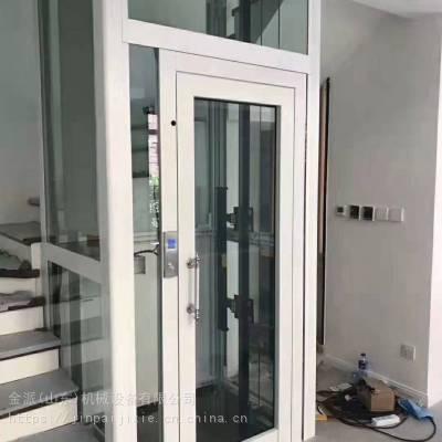 供应白银二层电梯 阁楼 住宅电梯 无障碍电梯 家用小电梯