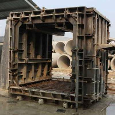 专业混凝土管廊模具视频 繁盛 繁盛定做混凝土管廊模具