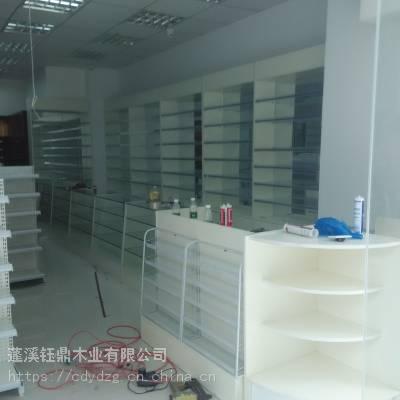 免费设计定做成都药柜 成都中药柜 成都药品展柜