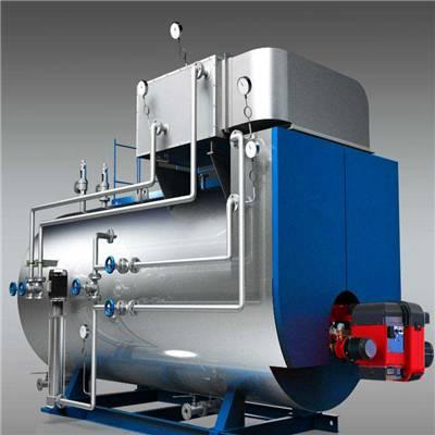 陕西商洛天然气热水锅炉生产厂 利雅路锅炉 环保节能