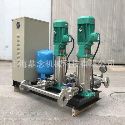 德国威乐变频泵MVI206-3/16/E/3-380矢量变频恒压供水设备