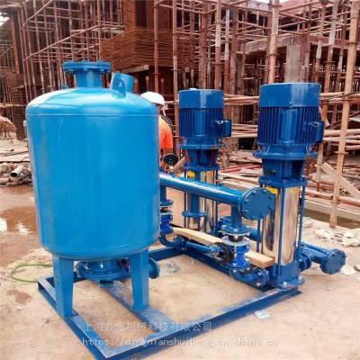 厂家定制无负压供水设备无负压积水设备-南方水泵一控二变频泵