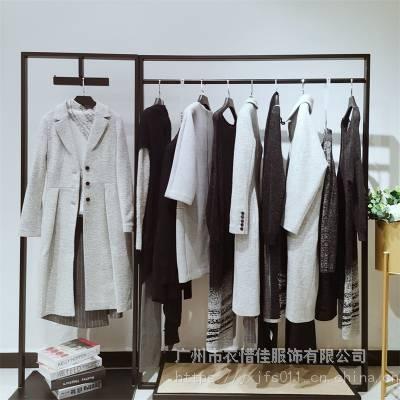 广州设计师品牌BTT女装秋冬新款 品牌折扣尾货多种风格批发