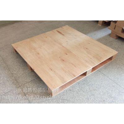 坪山免检胶合卡板 出口卡板 原木栈板