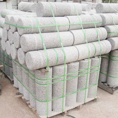 大理石隔离柱直径20cm价格_五莲县大理石隔离柱单价