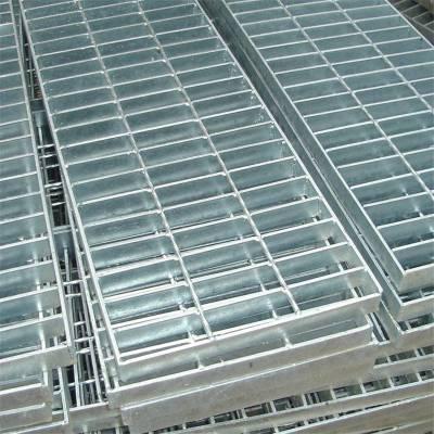 楼梯踏步板 钢梯踏步板 机器平台格栅