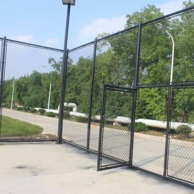龙华区篮球场围栏网-排球场围网厂商-体育场围网厂家