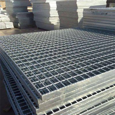 对插格栅板 镀锌钢格栅板规格 排水沟盖板规格